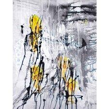 """Leinwandbild """"Theme Nr. 56"""" von Annabella Rharbaouis , Kunstdruck"""