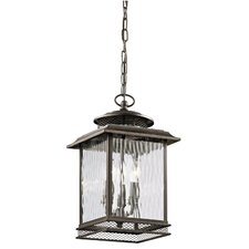 Pettiford 3 Light Hanging Lantern