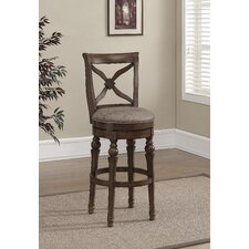 "Livingston 26"" Swivel Bar Stool"