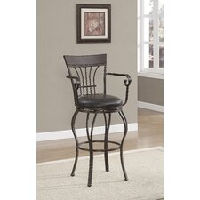 "Trinity 26"" Swivel Bar Stool"