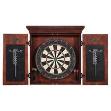 Athos Dart Board Cabinet Set