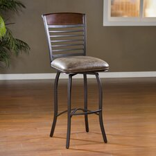 "Stefano 30"" Swivel Bar Stool"