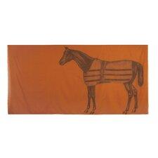 Equestrian Voil Scarf