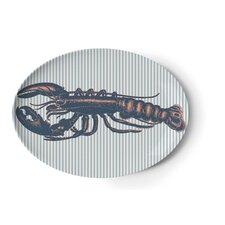 Vineyard Melamine Lobster Platter