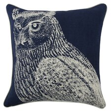 The Resort Owl Pillow Cover