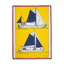 Cutter Tea Towel
