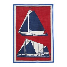 Skipper Tea Towel