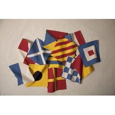 Signal Flags 12 Piece Napkin Set