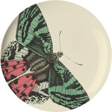"Metamorphosis 9"" Melamine Side Salad Plate 4 Piece Set (Set of 4)"