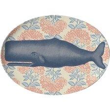 Vineyard Melamine Moby Platter