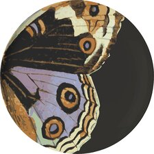 "Metamorphosis 11"" Melamine Dinner Plate 4 Piece Set (Set of 4)"
