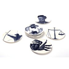 Zodiac Coaster Set