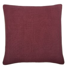 Fragments Solid Alcazar Cotton Throw Pillow