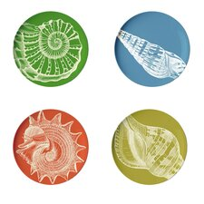 Sea Life Coaster (Set of 4)