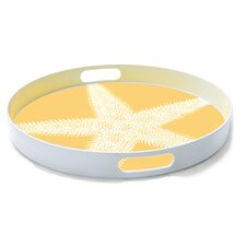 Sealife Starfish Serving Tray