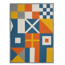 Flags Tea Towel