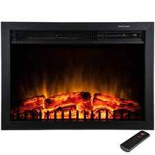 Freestanding Electric Fireplace Insert