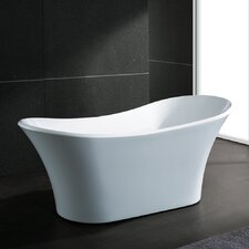 "70.9"" x 31.5"" Soaking Bathtub"