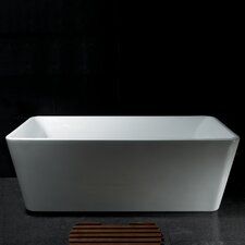 "66.93"" x 33.46"" Soaking Bathtub"