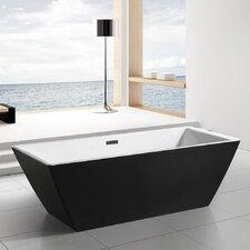 "70.08"" x 31.5"" Soaking Bathtub"