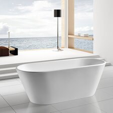 "66.9"" x 27.17"" Soaking Bathtub"
