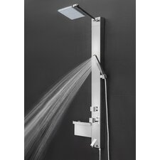 Rainfall Shower Panel Tower System