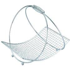 Wave Basket with Handle