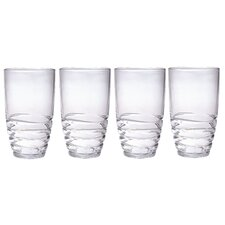 Mesa 20 Oz. Highball Glass (Set of 4)