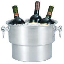 Multi-Bottle Wine Bucket with 2-Loop Handle