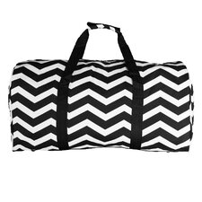 "Chevron 22"" Lightweight Duffel"