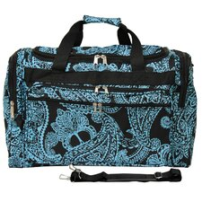 "Paisley 22"" Travel Duffel"