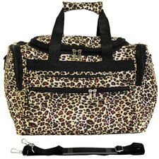 "Leopard 16"" Shoulder Duffel"