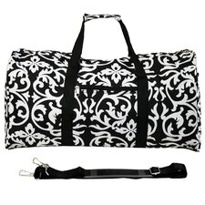 "Damask 22"" Lightweight Duffel"