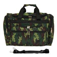 "Camouflage 19"" Shoulder Duffel"