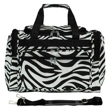 "Zebra 16"" Shoulder Duffel"
