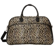 "Leopard 21"" Carry-On Duffel"