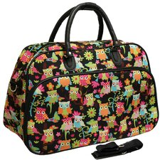 "Owl 21"" Carry-On Duffel"