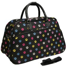 """Paws 21"""" Carry-On Duffel"""