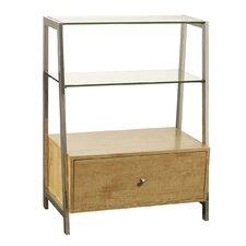 "Kenzie 42"" Accent Shelves Bookcase"