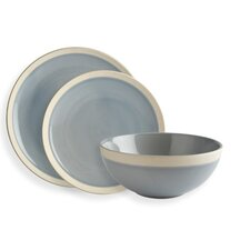Elements Sky 12 Piece Dinnerware Set