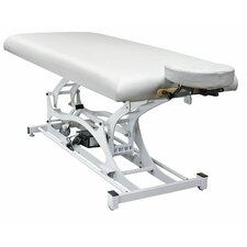 Thera-P Hands Free Table with Face Rest Base and Pillow