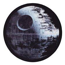 Motivteppich Star Wars in Schwarz