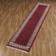 Teppich Mir in Rot