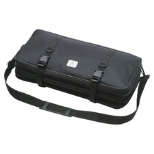 Innovations for Chefs Triple-Zip Knife Case