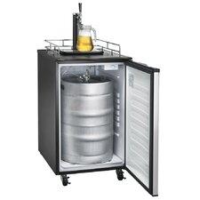 Stainless LCD Temp Full Keg Kegerator Beer-Meister