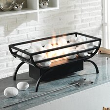 Bio-Ethanol Tabletop Fireplace