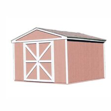 Somerset 10 Ft. W x 18 Ft. D Wood Storage Shed