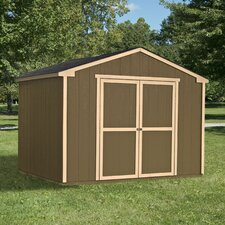 Cumberland 10 Ft. x 8 Ft. Storage Shed