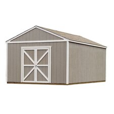 Columbia 12 Ft. x 16 Ft. Storage Shed