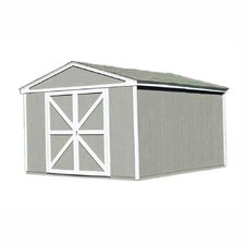 Somerset 10 Ft. W x 16 Ft. D Wood Storage Shed